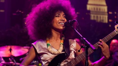 "Austin City Limits -- S38 Ep13: Esperanza Spalding ""Cinnamon Tree"""
