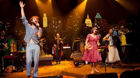 Austin City Limits -- S38 Ep11: Edward Sharpe & The Magnetic Zeroes/tUnE-yArDs - P