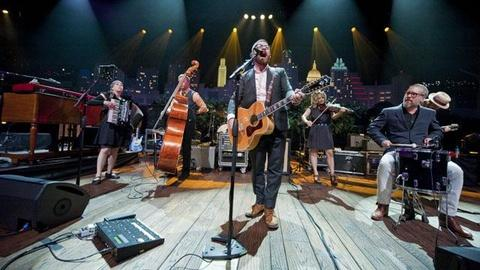 Austin City Limits -- The Decemberists & Gillian Welch & David Rawlings - Preview