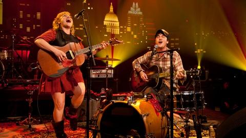 "Austin City Limits -- S39 Ep3: Shovels & Rope ""Gasoline"""