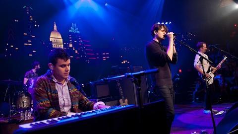 "Austin City Limits -- S39 Ep4: Vampire Weekend ""Unbelievers"""