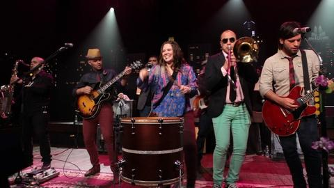 Austin City Limits -- S39 Ep1: Behind the Scenes: Jesse & Joy