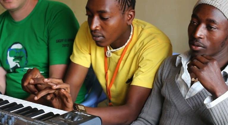 Beat Making Lab: Episode 1: Goma, Congo