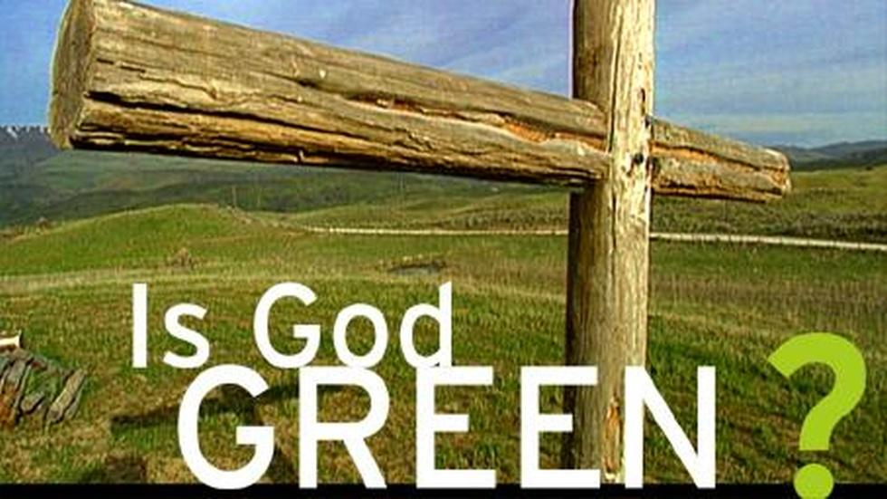 S1 Ep9: Moyers on America: Is God Green? image