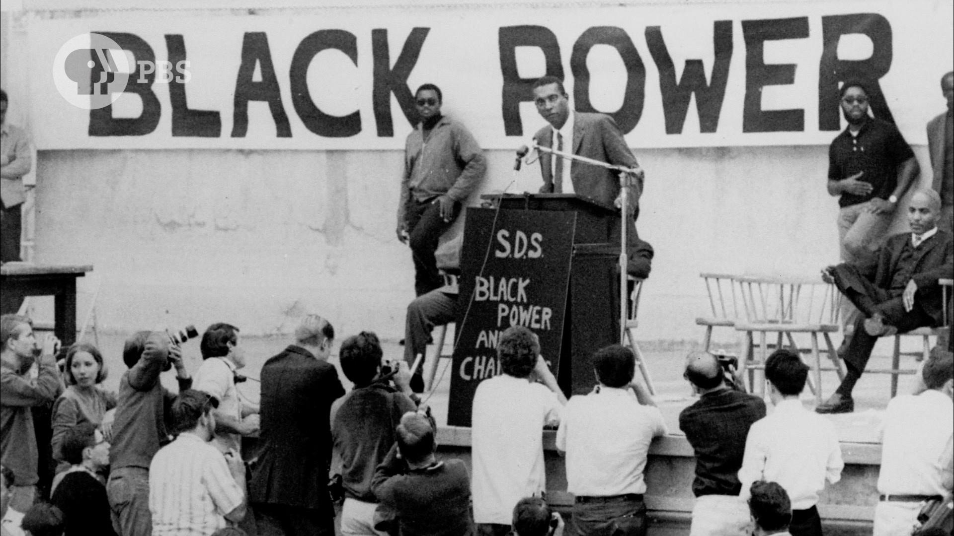 an analysis of the black power movement in america