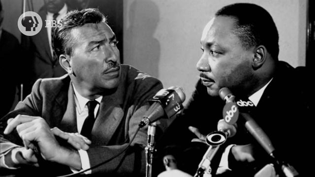 MLK and Young Black Activists