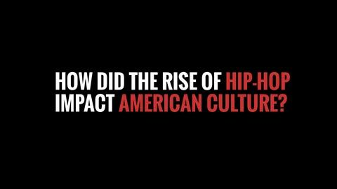 Black America Since MLK: And Still I Rise -- The Rise of Hip-hop - Timeline Clip