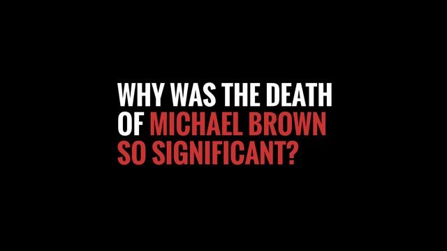Michael Brown - Timeline Clip