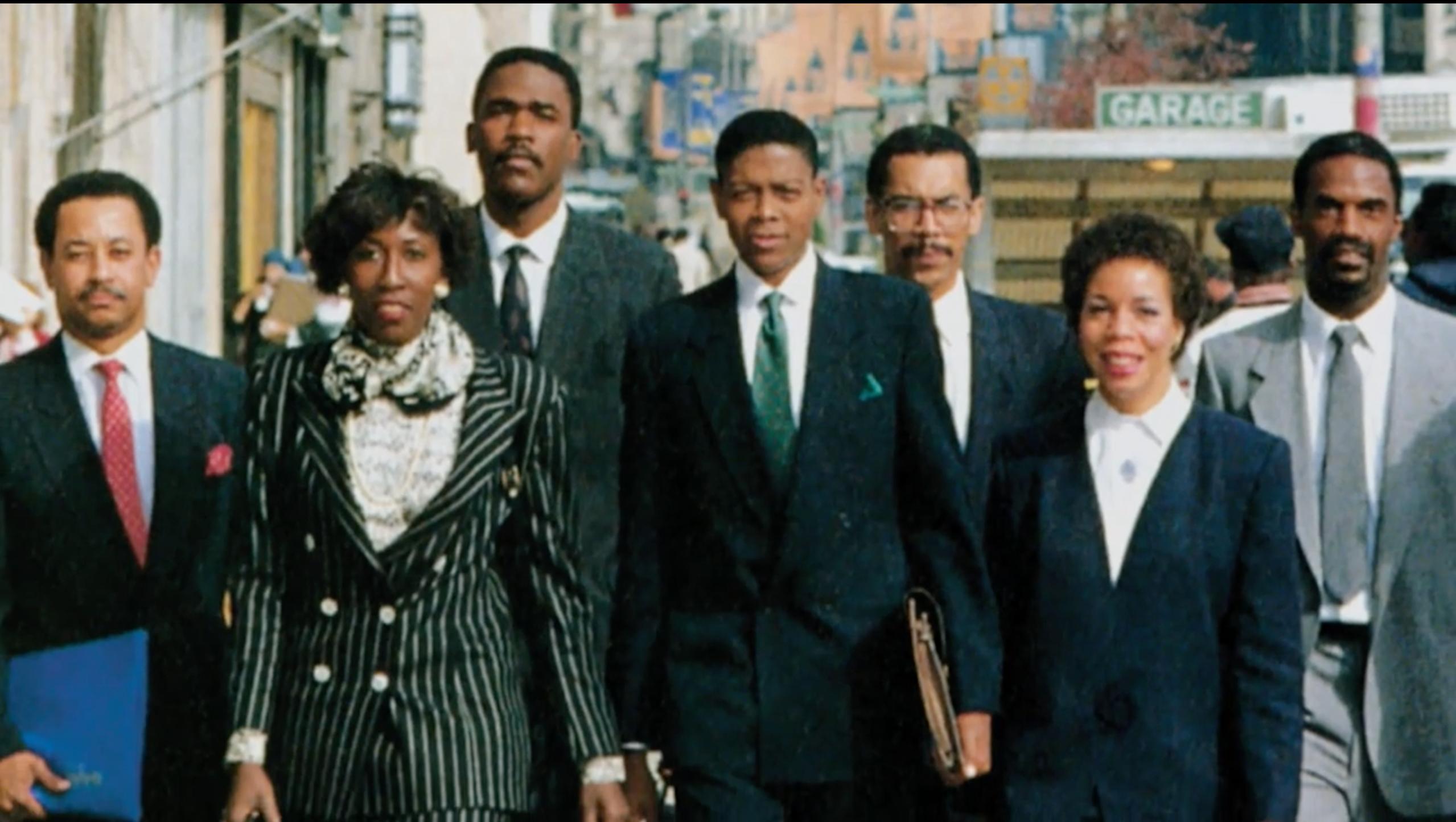 Black America Since MLK show image