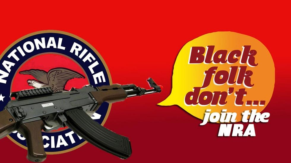 Join the NRA image