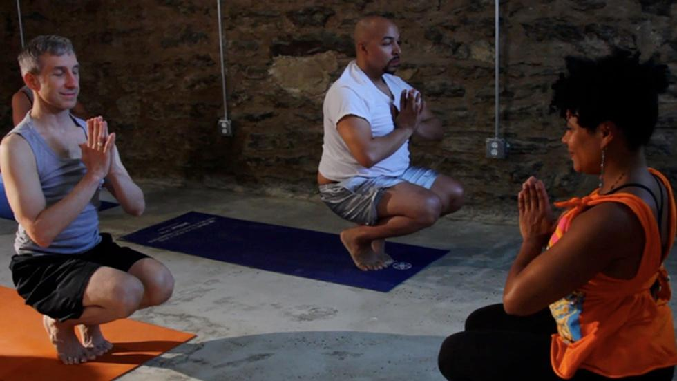 S1 Ep6: Do Yoga image
