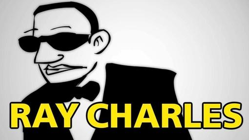 Blank on Blank : Ray Charles on Singing True