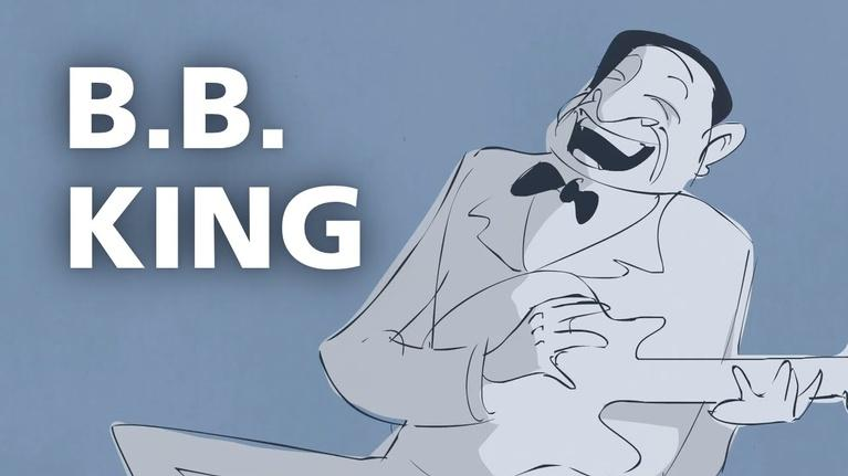 Blank on Blank: B.B. King on The Blues