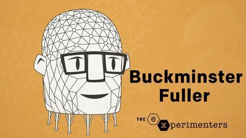 Blank on Blank -- Buckminster Fuller on The Geodesic Life