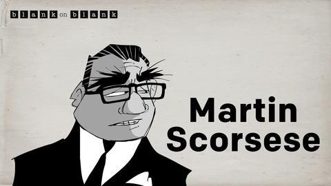 Blank on Blank -- Martin Scorsese on Framing