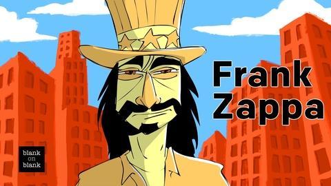 Blank on Blank -- Frank Zappa on Fads