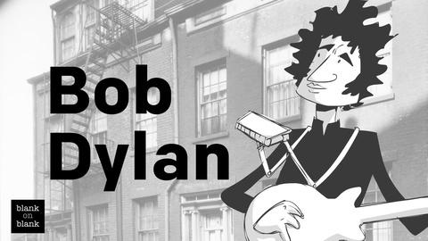 Blank on Blank -- Bob Dylan at 20 on Freak Shows