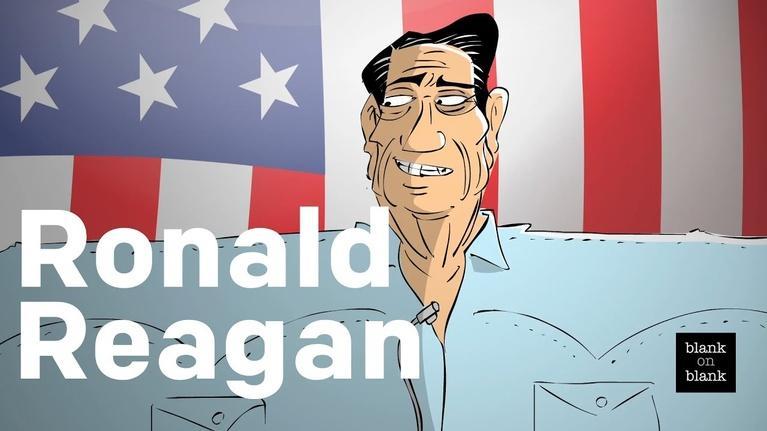 Blank on Blank: Ronald Reagan on Making America Great Again