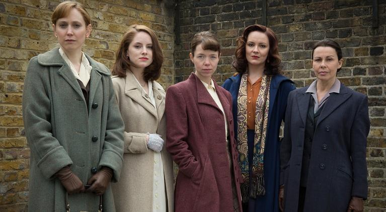 The Bletchley Circle: Season 2   Official Trailer