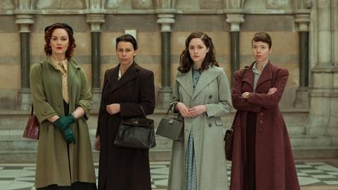 The Bletchley Circle -- S1: Official Trailer