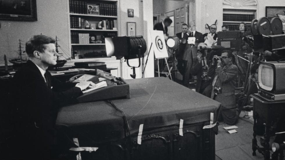 The Cuban Missile Crisis image