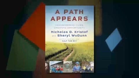 Book View Now -- Nicholas Kristof Interview at Miami Book Fair