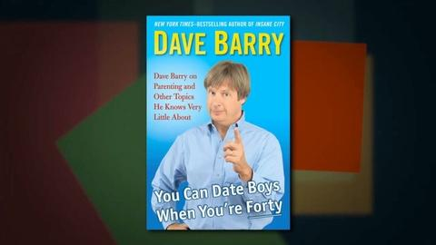 Book View Now -- Dave Barry Interview at Miami Book Fair