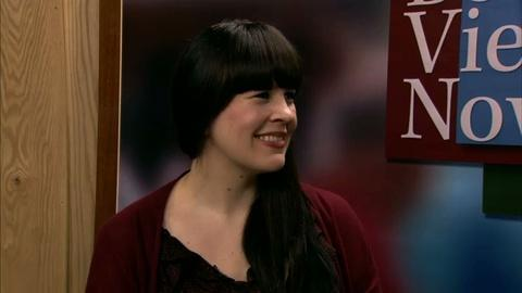 Book View Now -- Caitlin Doughty Interview at Miami Book Fair