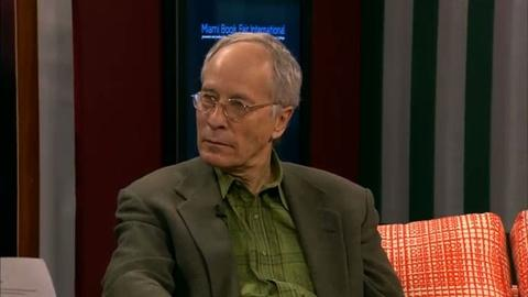 Book View Now -- Richard Ford Interview at Miami Book Fair