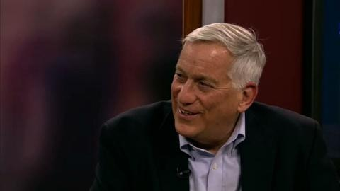 Book View Now -- Walter Isaacson Interview at Miami Book Fair