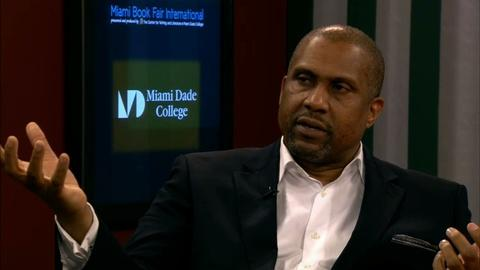 Book View Now -- Tavis Smiley Interview at Miami Book Fair