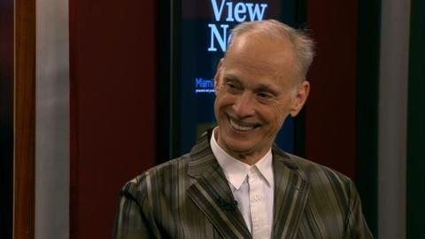Book View Now -- John Waters Interview at Miami Book Fair