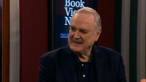 Book View Now -- John Cleese Interview at Miami Book Fair
