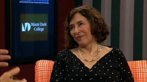 Book View Now -- Azar Nafisi Interview at Miami Book Fair