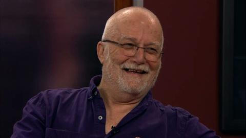 Book View Now -- Russell Banks Interview at Miami Book Fair
