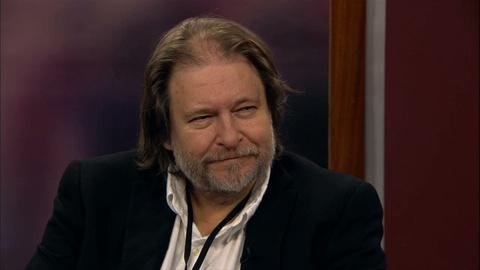 Book View Now -- Rick Bragg Interview at Miami Book Fair
