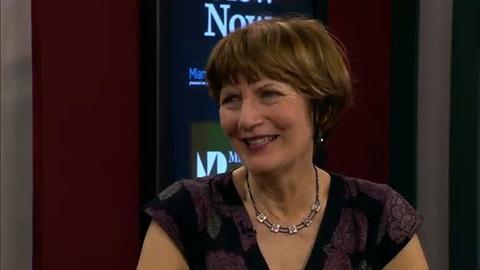 Book View Now -- Maureen Corrigan Interview at Miami Book Fair