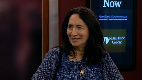 Book View Now -- Francine Prose Interview at Miami Book Fair