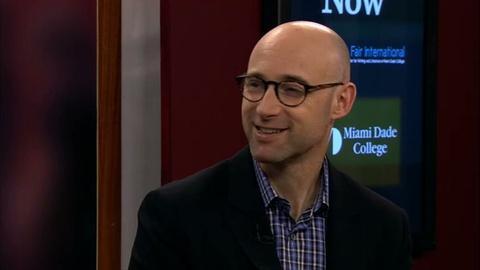 Book View Now -- Matt Bai Interview at Miami Book Fair