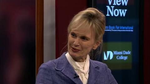 Book View Now -- Siri Hustvedt Interview at Miami Book Fair
