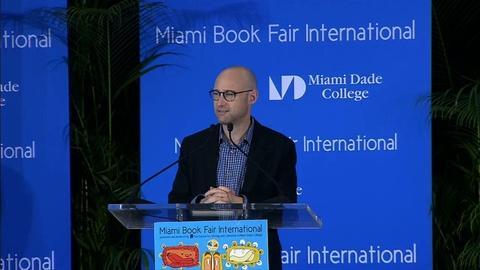 Book View Now -- Matt Bai on The Week Politics Went Tabloid - Miami Book Fair
