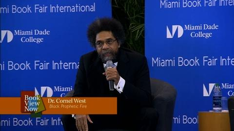 Book View Now -- Black Prophetic Fires at Miami Book Fair