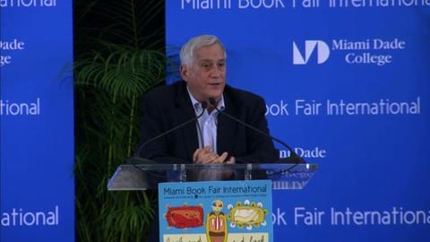 Book View Now -- Walter Isaacson on The Innovators at Miami Book Fair