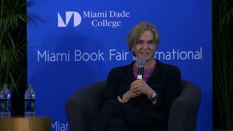 Book View Now -- The Resilience Dividend at Miami Book Fair