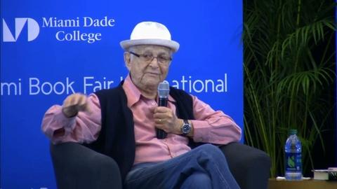Book View Now -- Norman Lear on Even This I Get To Experience - MIA Book Fair