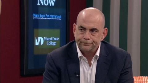 Book View Now -- Donald Antrim Interview at Miami Book Fair