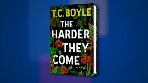 Book View Now -- T.C. Boyle at the 2015 Los Angeles Times Festival of Books