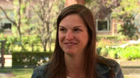 Book View Now -- Sarah Dessen at the 2015 Los Angeles Times Festival of Books