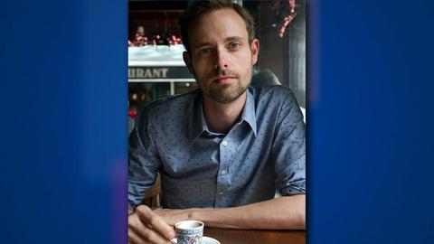 Book View Now -- Ransom Riggs at the 2015 Los Angeles Times Festival of Books