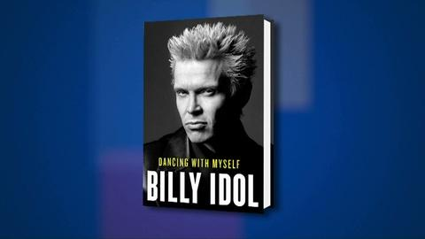 Book View Now -- Musician Billy Idol at LA Times Festival of Books